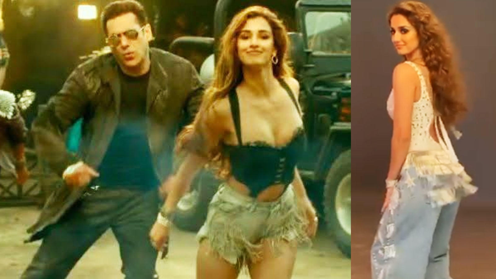 Disha Patani sets internet ablaze as she twerks to 'Seeti Maar' in this BTS Video from 'Radhe: Your Most Wanted Bhai' | Hindi Movie News – Bollywood – Times of India