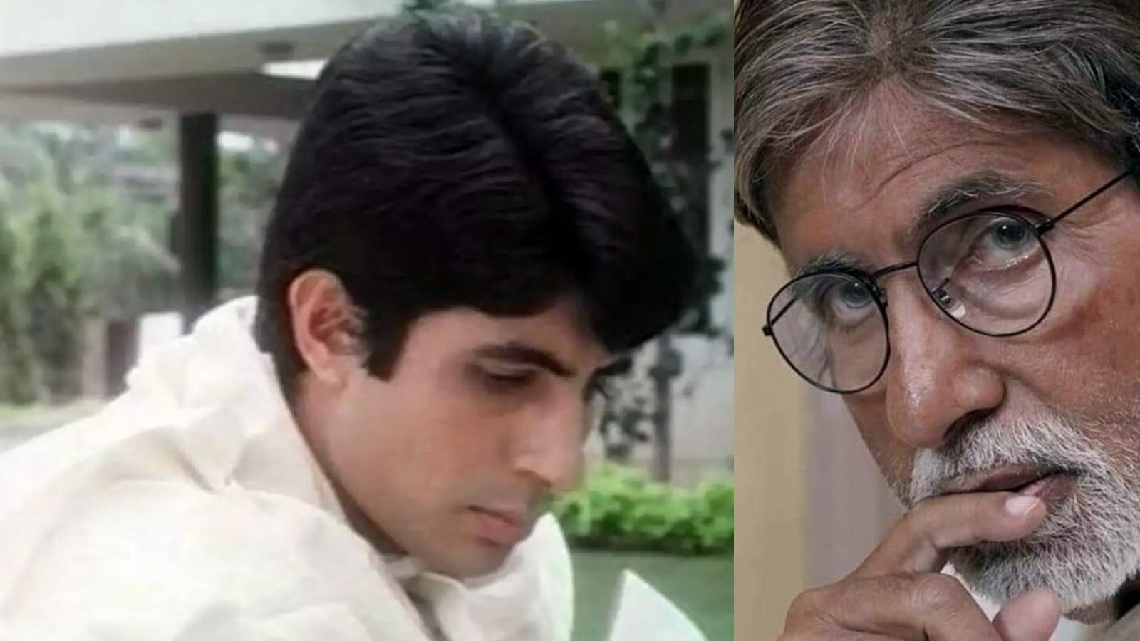 When Amitabh Bachchan had 'disturbing thoughts so much so that he even felt 'suicidal' at one point in his life'   Hindi Movie News – Bollywood – Times of India