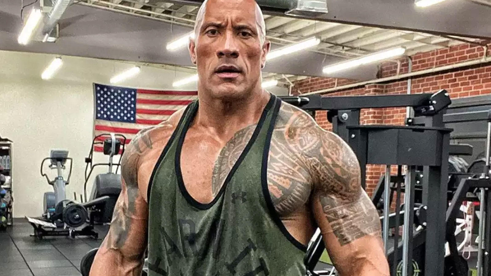Dwayne Johnson is scene ready at any moment, says actor's fitness coach Dave Rienzi | English Movie News – Hollywood – Times of India