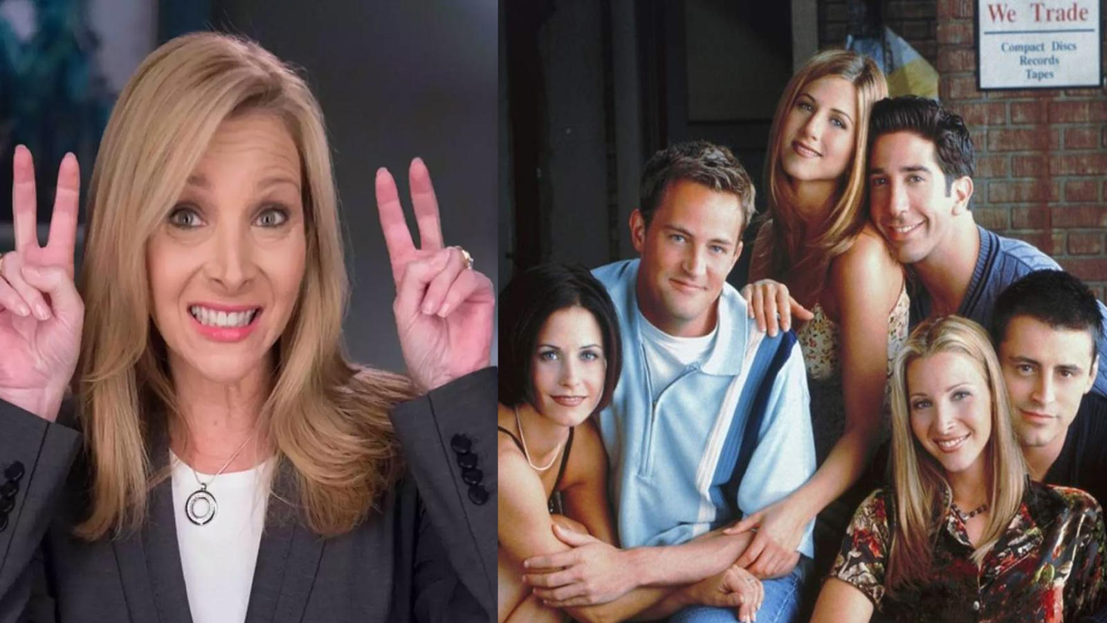 Lisa Kudrow aka Phoebe reveals she thought 'Friends' could go on forever   English Movie News – Hollywood – Times of India