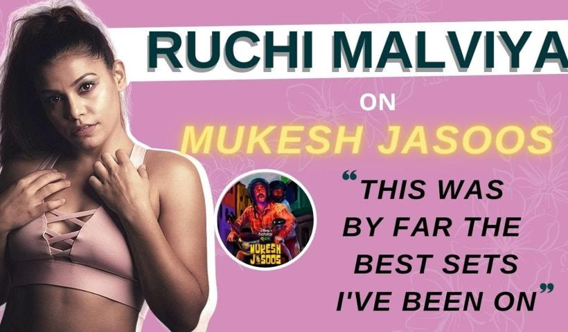 Exclusive! Ruchi Malviya opens up about her series 'Mukesh Jasoos', being an outsider in Bollywood, mental health and more   Hindi Movie News – Bollywood – Times of India