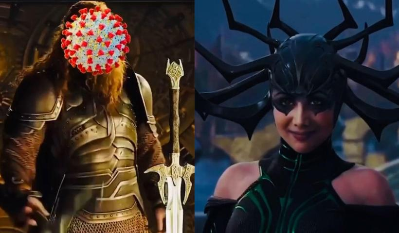 Shilpa Shetty's son Viaan sees her as Hela from 'Thor: Ragnarok' for fighting off COVID-19 when the entire family was in quarantine   Hindi Movie News – Bollywood – Times of India