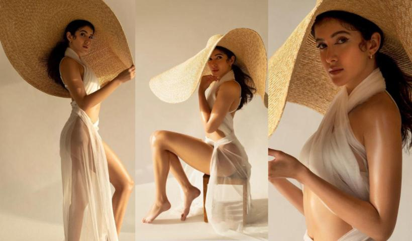 Shanaya Kapoor is creating waves on social media with her ultra-glam look | Hindi Movie News – Bollywood – Times of India