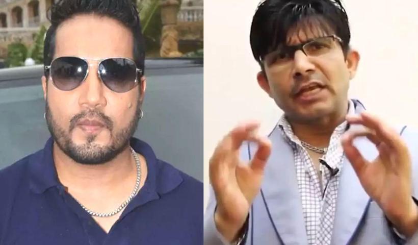 Mika Singh and Kamaal R Khan's feud turns ugly | Hindi Movie News – Bollywood – Times of India