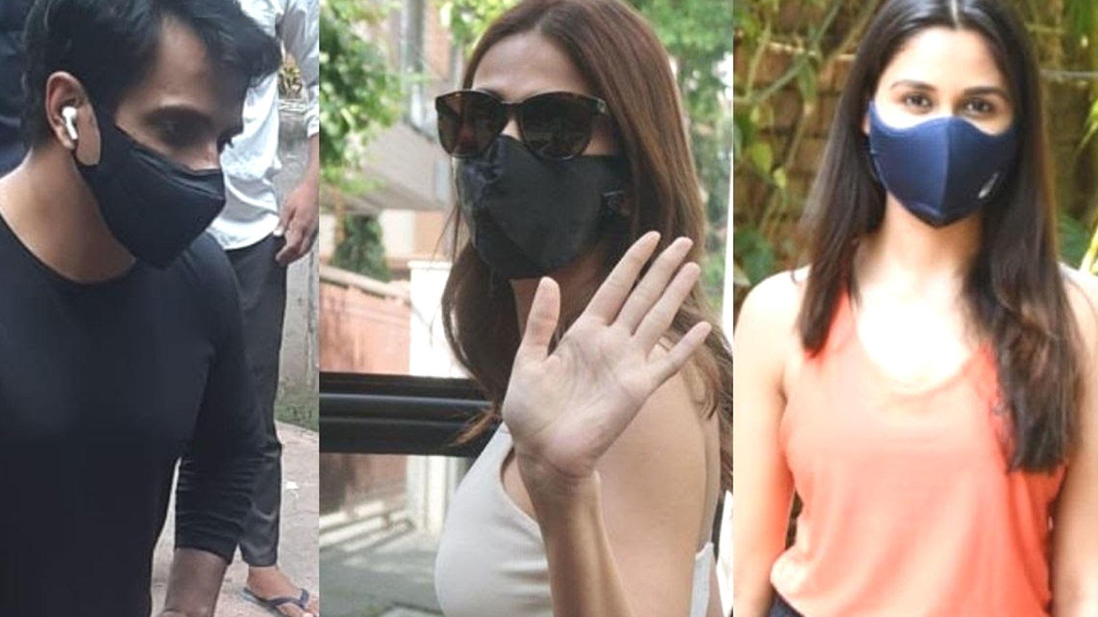 From Vaani Kapoor to Nikita Dutta, B-Town celebs spotted in Mumbai | Hindi Movie News – Bollywood – Times of India