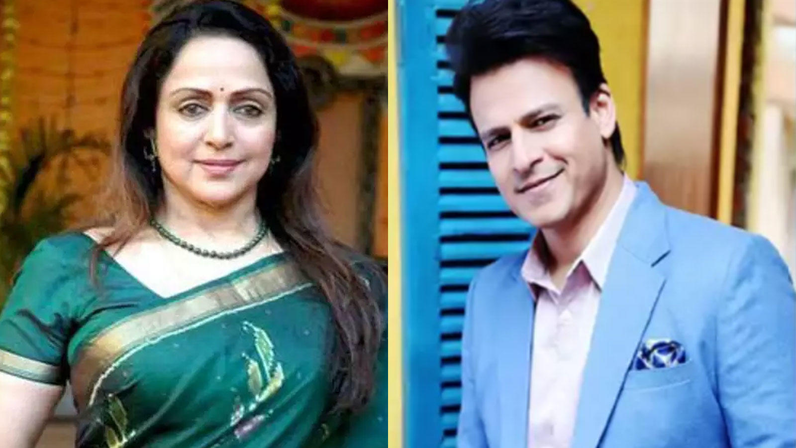 Hema Malini praises Vivek Oberoi and others for COVID-19 related work   Hindi Movie News – Bollywood – Times of India