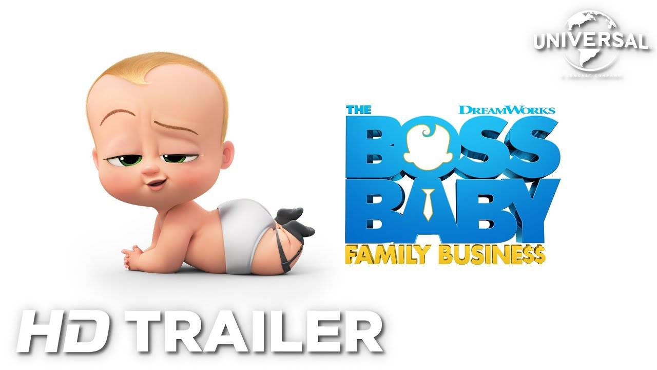 The Boss Baby 2: Family Business – Official Trailer   English Movie News – Hollywood – Times of India