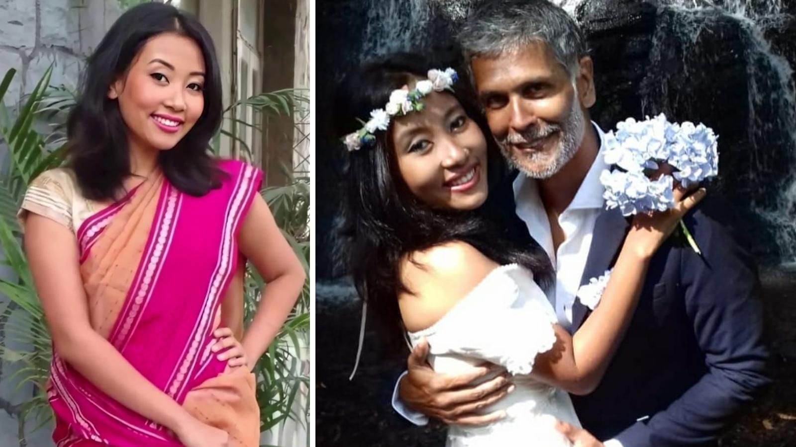 Milind Soman's wife Ankita Konwar on marrying an older man: 'We have tendency to get weird about the unknown, unexpected' | Hindi Movie News – Bollywood – Times of India