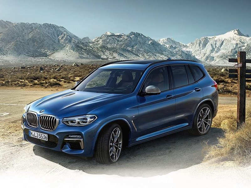 Bmw Allnew Bmw X3 Leaked Two Days Ahead Of Global Debut