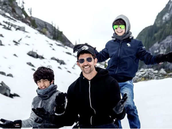 Image result for hrithik roshan snow