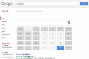 Google launches scientific calculator