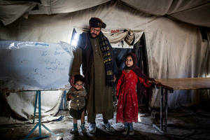 Painful payment for Afghan debt: A daughter, aged 6