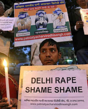 More rapes in Delhi in 2012 than 4 other metros put together
