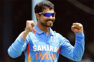 Jadeja first Indian after Kumble to top ODI bowlers' list
