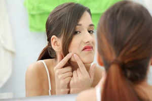 Healthy diet key to a blemish free skin