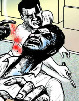 Man kills wife's lover in Chennai