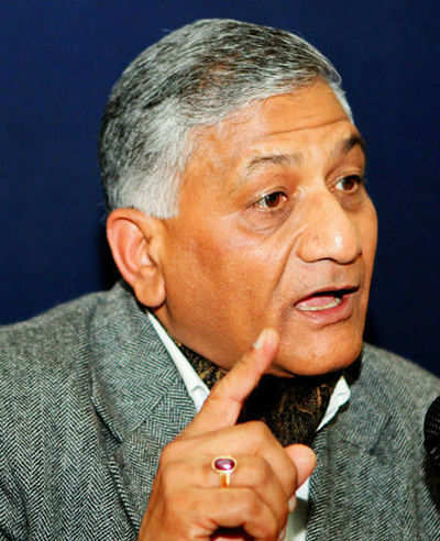 The secretive military intelligence unit set up by Gen VK Singh, has claimed to have carried out eight successful covert operations in a foreign country.