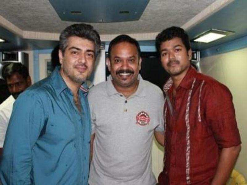 Episode 53: Ajith and Vijay. Thala Thalapathy.