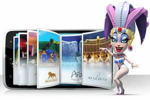 myVegas Slots smartphone game