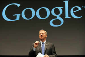 Google chairman asks India to embrace an open web