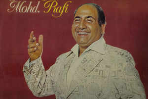 Remembering musical soul Mohd. Rafi