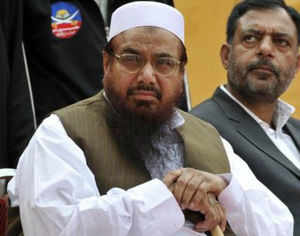 Pakistani man hands over 3 sons to Hafiz Saeed for jihad