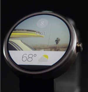 Google announces Android Wear, confirms smartwatch plans