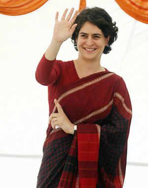 Priyanka Gandhi Vadra steals limelight from Rahul Gandhi, grabs BJP's attention