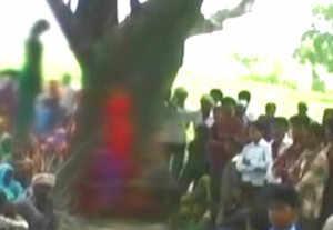 Shock, protest against UP gang-rape