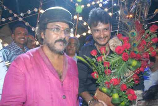 Image result for ravichandran and darshan