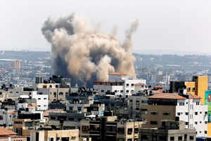 Gaza attacks cost Israel $2.5 billion