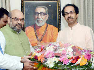 BJP announces end of 25-year-old alliance with Shiv Sena in Maharashtra