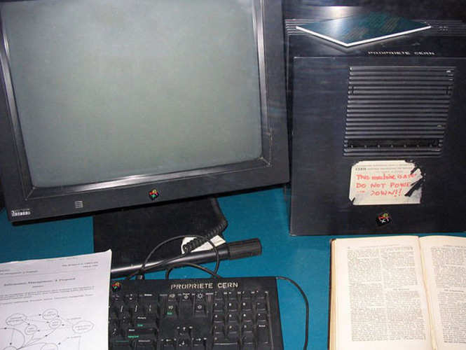 NeXT PC used to invent WWW