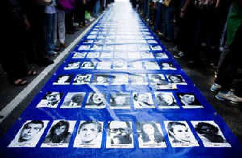 Argentina sentences four to life in jail for crimes against humanity