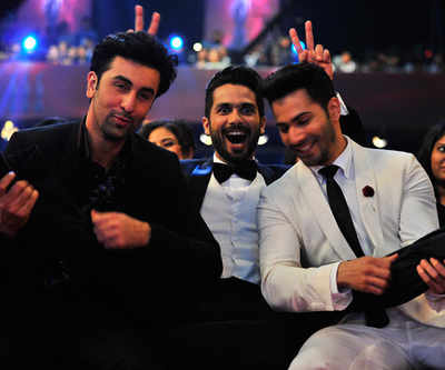 Image result for shahid and ranbir kapoor