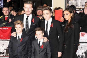David Beckham appeal remains strong at 40