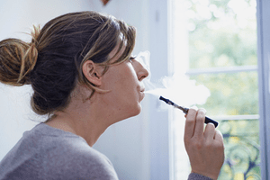 E-cigarette flavourings can alter lung function