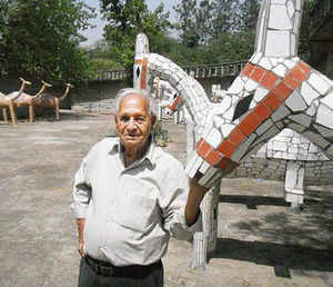 Rock Garden creator Nek Chand passes away