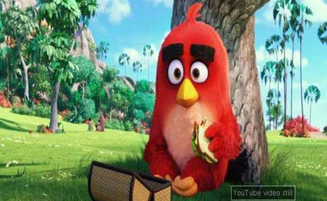 Angry Birds Movie Official Teaser Trailer Out On Youtube