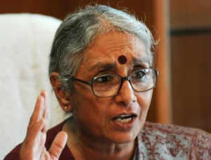 Aruna Roy slams govt for query on ideology