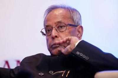 President Pranab Mukherjee. (TOI file photo)