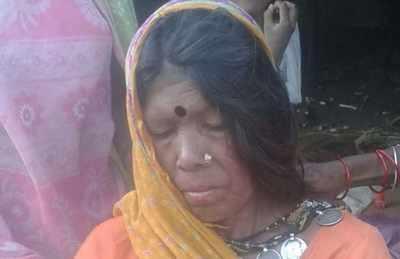 Victim Rajrani Gaud.