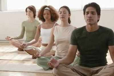 """A US court on Friday ruled that yoga taught in a California school was """"devoid of any religious, mystical or spiritual trappings"""" and didn't violate students' right to religious freedom. (Thinkstock photos/Getty Images)"""
