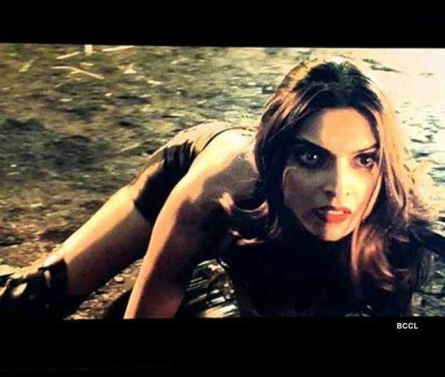Deepika Padukones Ferocious Look In Xxx The Return Of Xander Cage