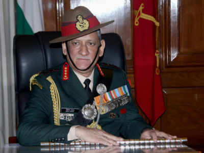 Dynamics of terrorism is constantly changing; Army must think ahead in that direction: Army Chief Bipin Rawat