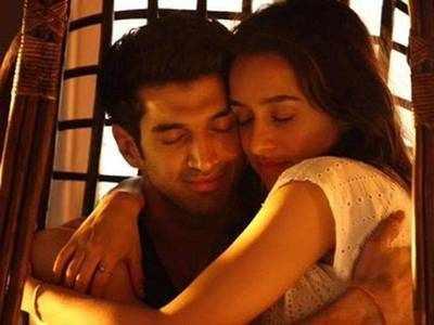 Aditya Roy Kapur and Shraddha Kapoor in 'OK Jaanu'