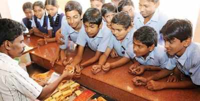 Against the backdrop of educational institutes banning sale of junk food on campuses, a study has found that healthy habits can be extended beyond school premises with teachers as ambassadors.