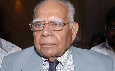 Image result for jethmalani