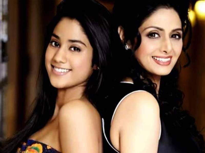 Jhanvi Sridevi Have No Control On
