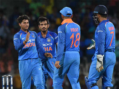 Image result for Yuzvendra Chahal, Kuldeep Yadav